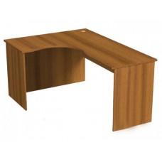 А015 стол эргономичный угловой L 1600/1200/750мм