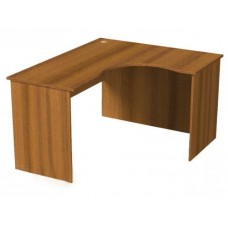 А016 стол эргономичный угловой R 1200/1200/750мм