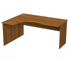 А008 стол эргономичный угловой L 1400/900/750мм