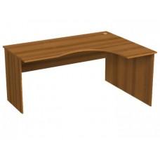 А011 стол эргономичный угловой R 1400/900/750мм